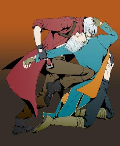 Devil May Cry : Dante / Vergil
