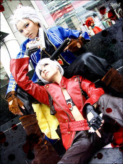Devil May Cry : Dante / Vergil