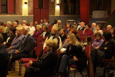 Soirée chorale du 10/10/2009 à l'Etincelle