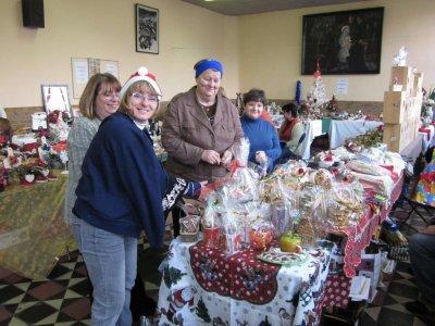 Marché de Noël du Val d'Haine les 17 et 18 décembre 2011