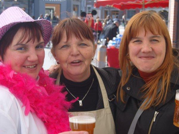 Carnaval Maurage 2012 pour Coeurs en cordée