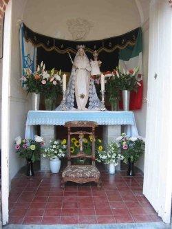 Rosaire en mai à Boussoit