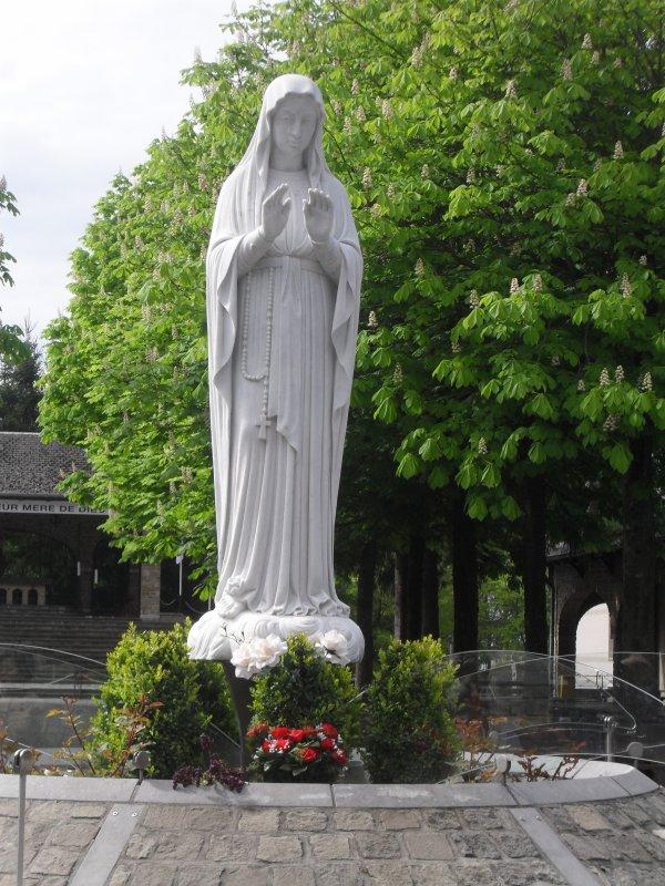 Fêtons notre maman du ciel : MARIE