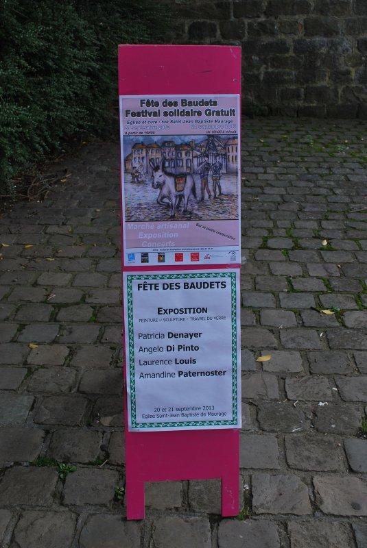 Fête des Baudets festival solidaire 2013