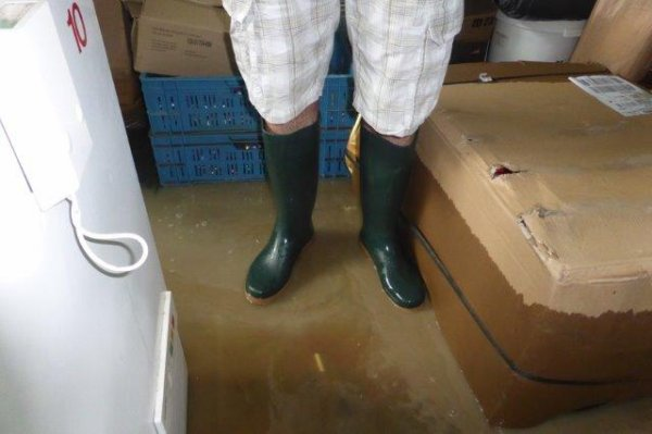 Inondations 24 juin 2016