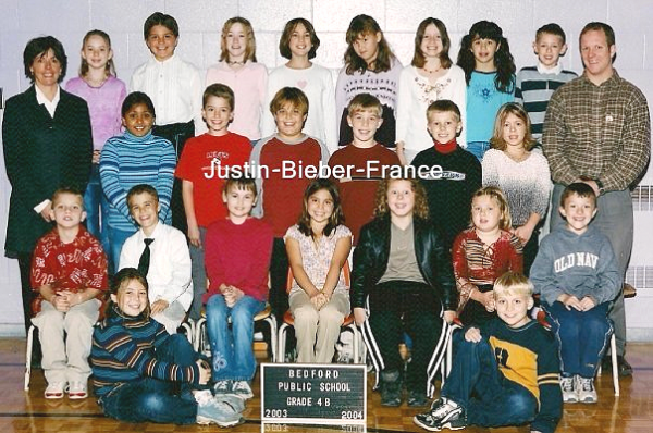 .  FLASHBACK: Where is Justin Drew Bieber ? .