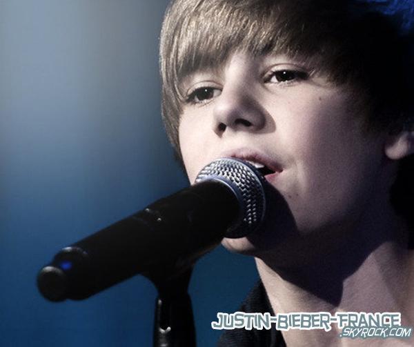 .  Justin Bieber, un vrai séducteur. .