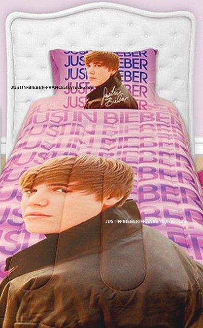 .  La BieberFever envahit maintenant nos maison...  .