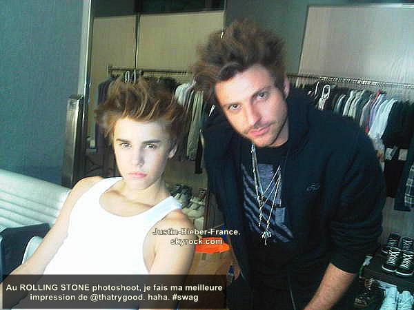 .  27/01 Rendez-vous avec Selena Gomez + Photoshoot pour Rolling Stone Magazine.  .