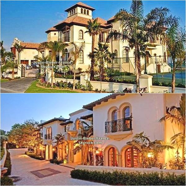 .   Découvrez en exclusivité la possible nouvelle maison de Justin Bieber.  .