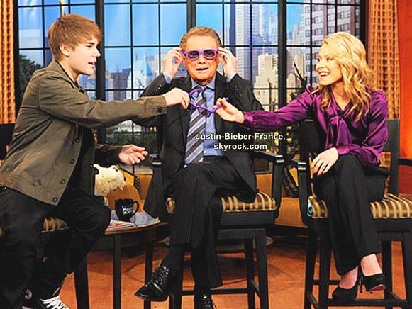 ".   Justin Bieber : ""J'ai plusieurs petites-amies.""   ."
