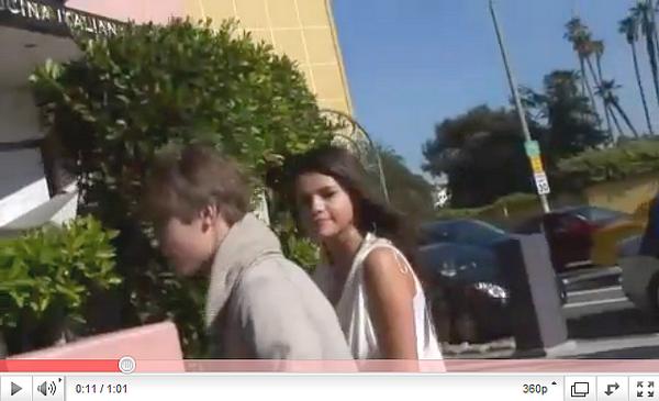 .   06.02 - Jelena à Santa Monica - nouveaux Candids + Biebs sur Crush Week.  .