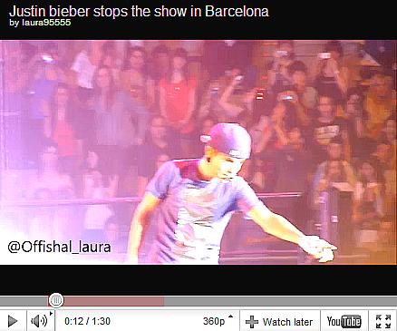.   Justin en Israël. -EDIT-  .
