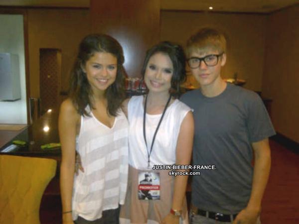 .  23.04 - Justin et Selena + MWT. .