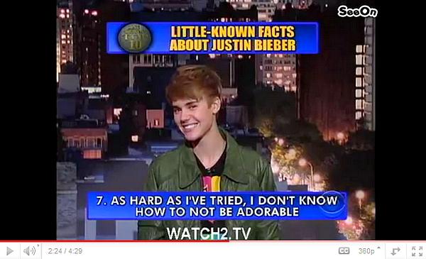 .  22.06. Justin à New York .