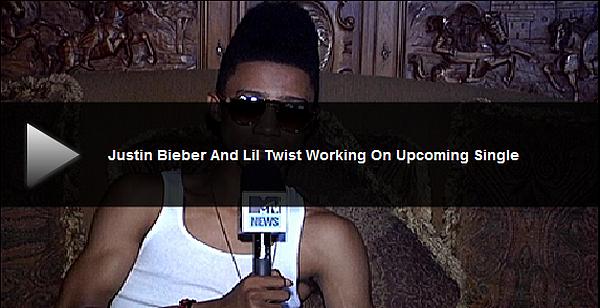 .  Duo avec Lil Twist. .