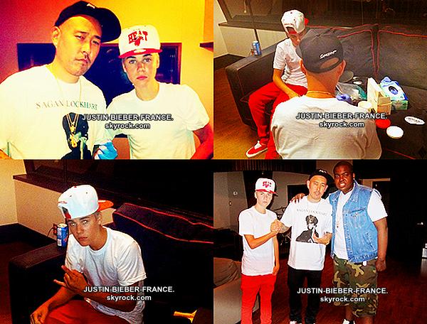 .  04.09. Justin à Atlanta.  .
