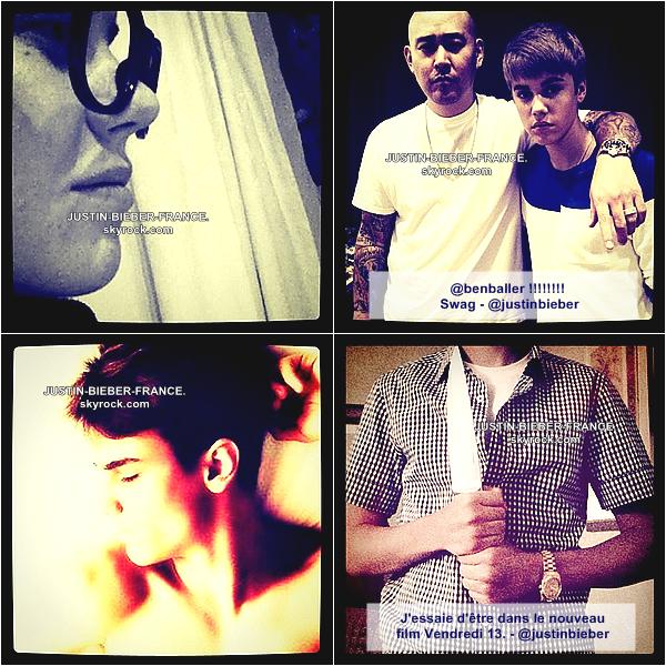 .  NEWS: Jelena à Vegas, Justin à LAX, photos instagram & nouvelle Cadilla + Christmas Tracklist. .