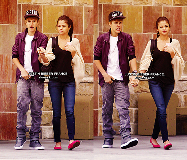 .  15/17.09 Justin et Selena à Atlanta + Music All of Fame Awards .