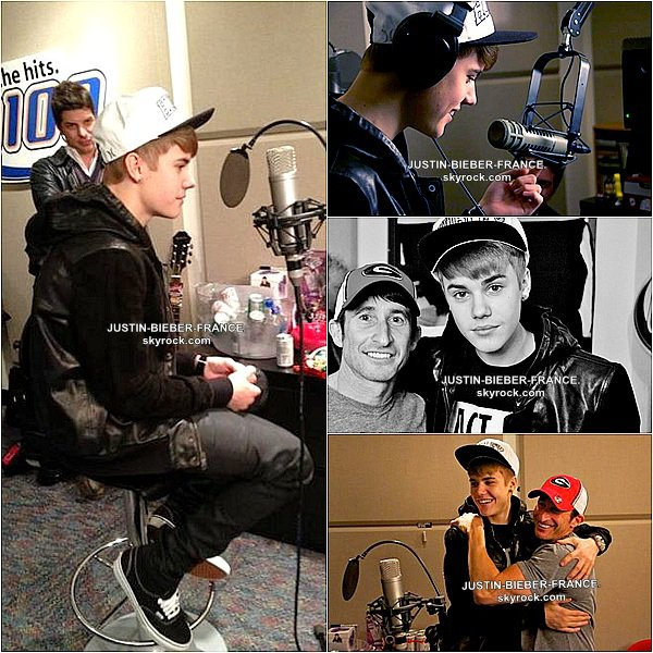 .  Justin rencontre Jasmin Alvarez + Atlanta, Los Angeles et Mexico.. .