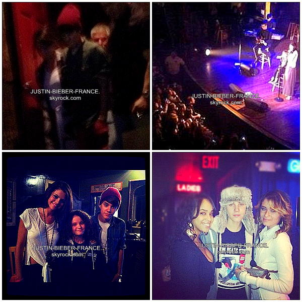 .  20.01 - 21.01 : Justin se rend au House Of Blues + LAX + Photos Instagram. .