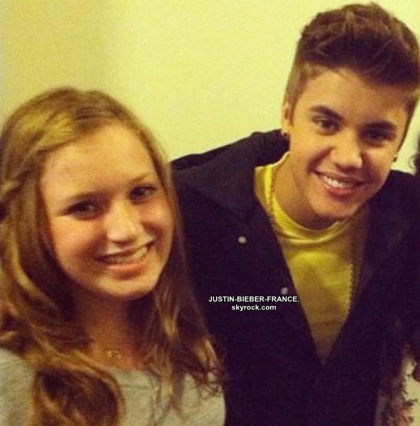 .  Justin chez Ellen avec Carly Rae Jepsen + Preview de Boyfriend.  .