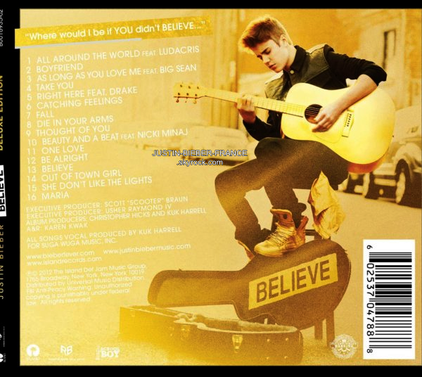 .  22/05 - Photoshoot + Believe + Photos + News .