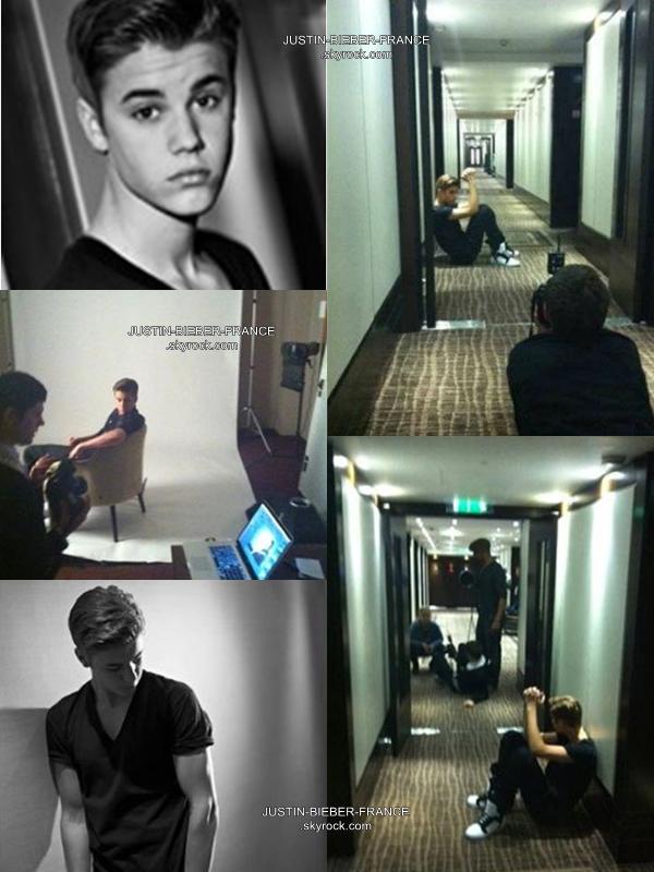 .  22/05 - Photoshoot + Believe + Photos + News .