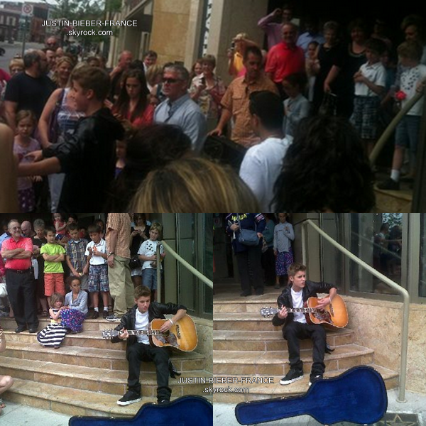 .  16/06 - Candids + Shoot + Fans + Vidéo .