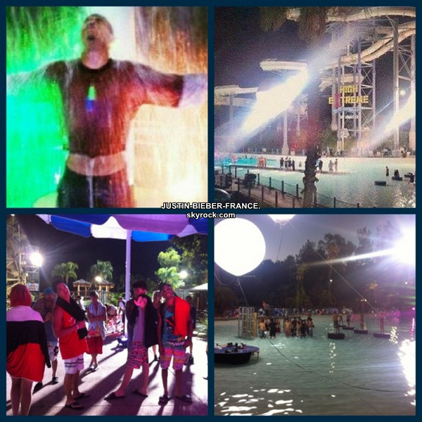 ".  06/09 - Candids à Los Angeles. + Justin avec les 1D + Twitter + Instagram. + ""Beauty and a Beat"" + Justin à Toronto.  ."