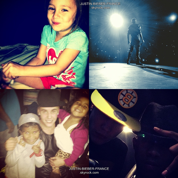 .  03/10 - Believe Tour + M&G + Instagram + Interviews. .