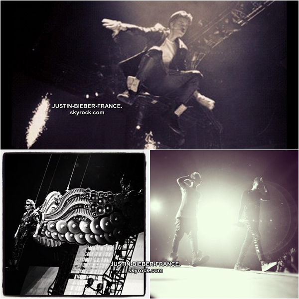 .  03/10 - Believe Tour + Instagram +  Candids + Someday + X-Factor. .