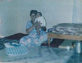 Moi et ma grand-mère 1988