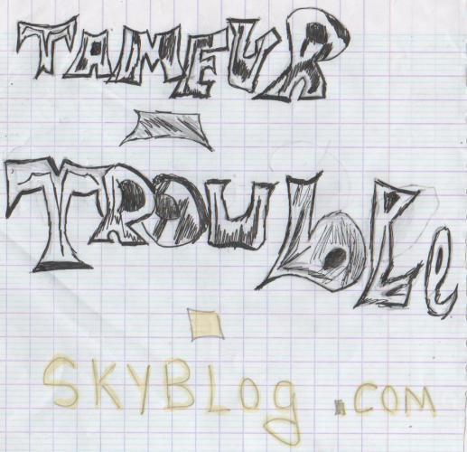 TAMEUR-TROUBLE