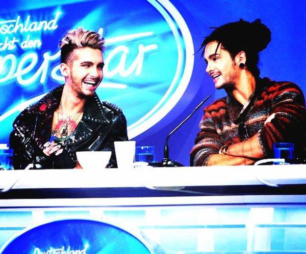 Bill et Tom =)