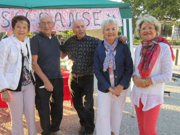 FORUM DES ASSOCIATIONS à NIMES le 5 SEPTEMBRE 2015