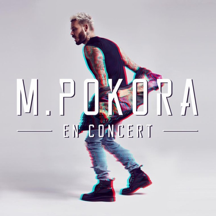 M Pokora - My Way Tour