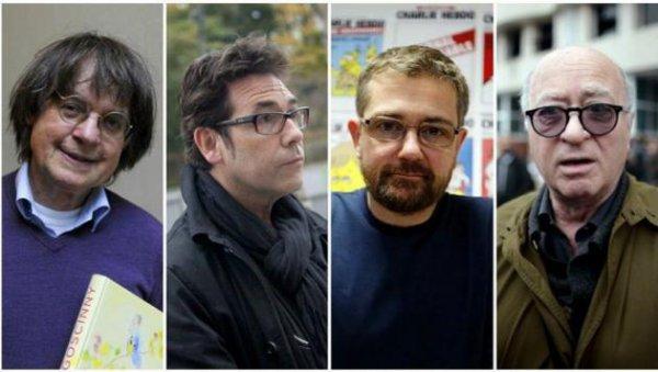 "Attentat Terroriste Inadmissible contre ""Charlie Hebdo"", ce matin"