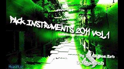 Pack Instrumentals Vol.1 By DJ En Bas Zeb & DJ GanJah