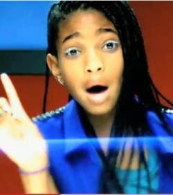 Willow Smith : un premier single qui... décoiffe !