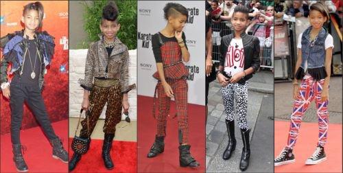 Le style de Willow