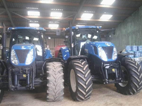 le New new holland