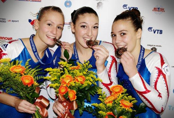 Championnats du Monde 2011