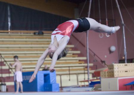 Stage de préparation aux championnats d'Europe 2012 !!