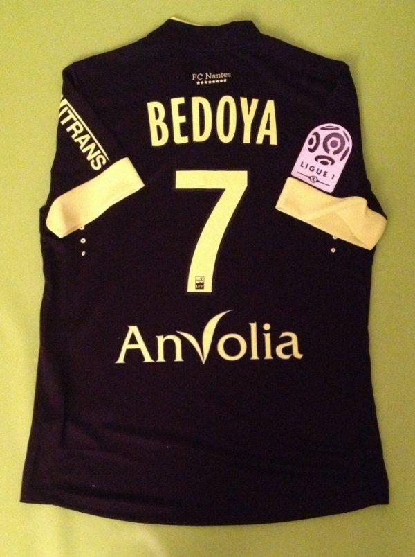 Maillot porté par Alejandro Bedoya saison 2014/2015