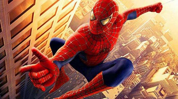The Amazing Spiderman !
