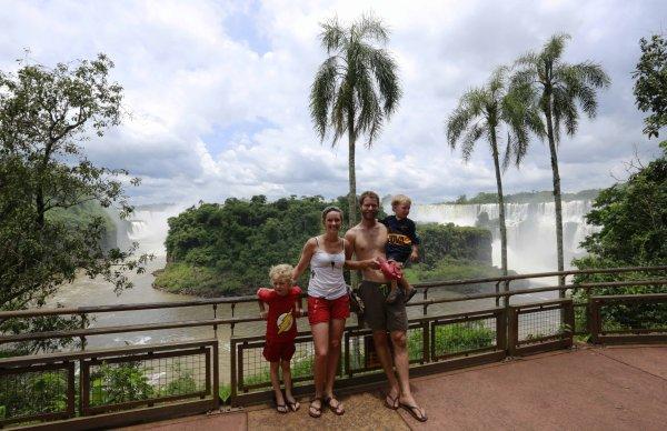 Misiones et Iguazuuuuuuuuu!!!!