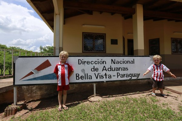 El Paraguay!