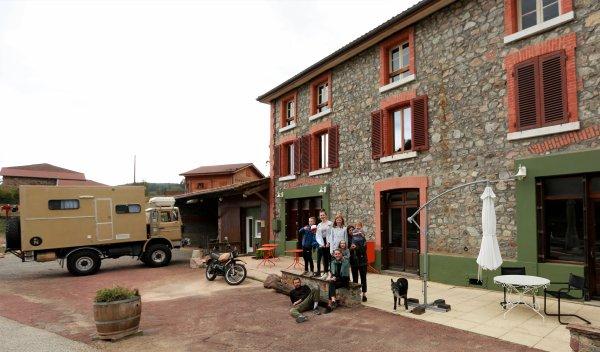 Chez Madelon et Tchantchès