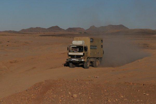 Merzouga...La porte du désert
